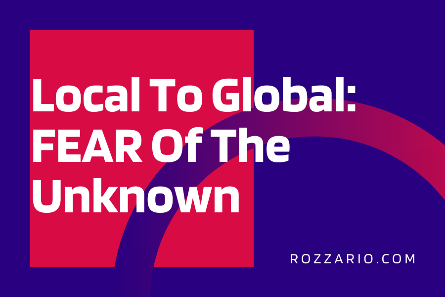 Local To Global_ FEAR Of The Unknown
