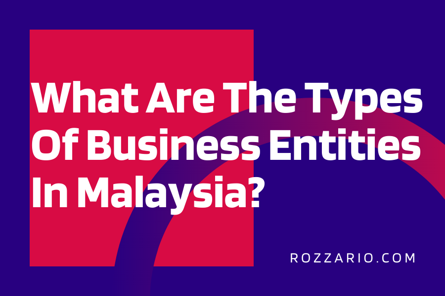 What Are The Types Of Business Entities In Malaysia_