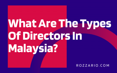 What Are The Types Of Directors In Malaysia_